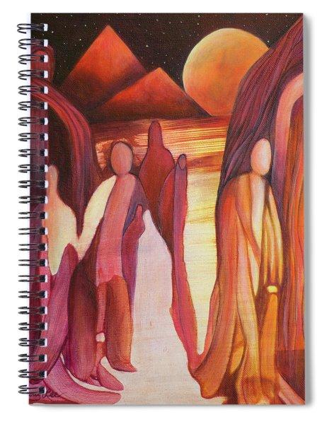 Divine Design Spiral Notebook