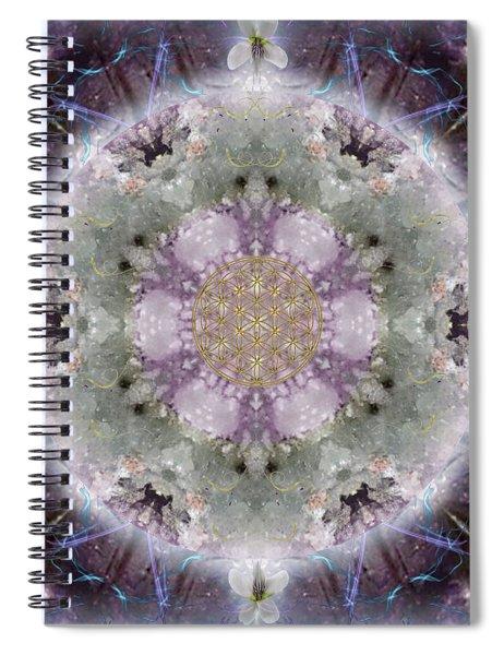 Divine Love Spiral Notebook