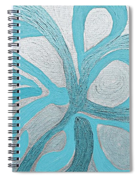 Divine Peace Spiral Notebook