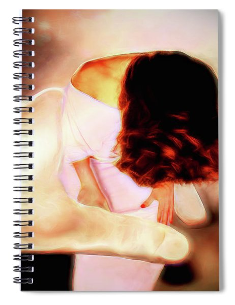 Divine Protection Spiral Notebook