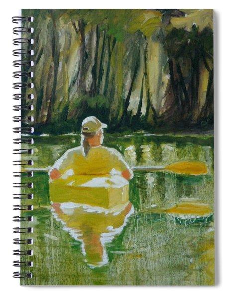 Dix River Redux Spiral Notebook