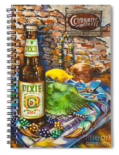 Dixie Love Spiral Notebook