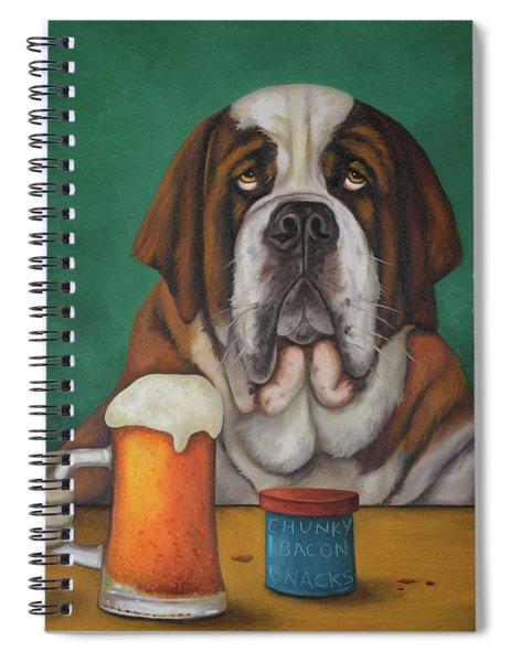 Dog N Suds 2 Spiral Notebook