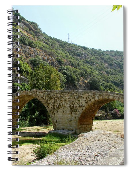 Dog River Spiral Notebook