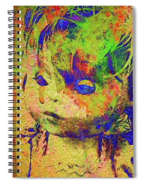 Doll Q1 Spiral Notebook