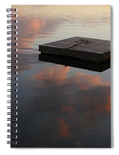 Done Fishing Spiral Notebook