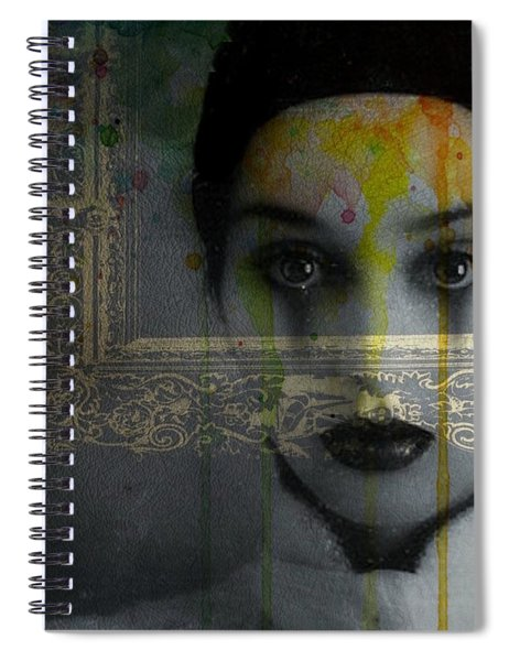 Don't Cry For Me Argentina Spiral Notebook