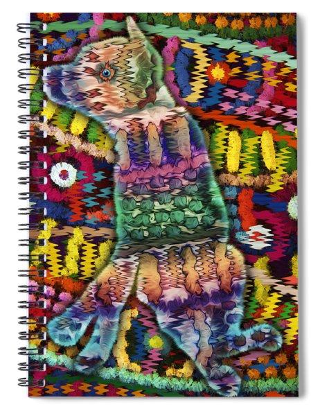 Dont It Make My Brown Eye Blue Spiral Notebook