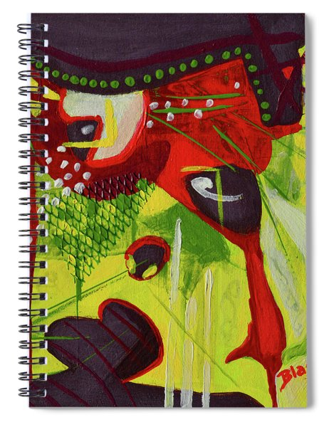 Don't Rain On My Parade Spiral Notebook