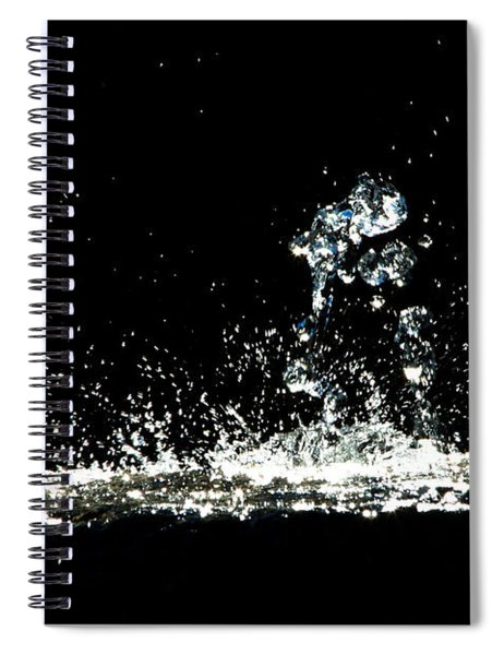 Don't Threaten Me With Love. Spiral Notebook