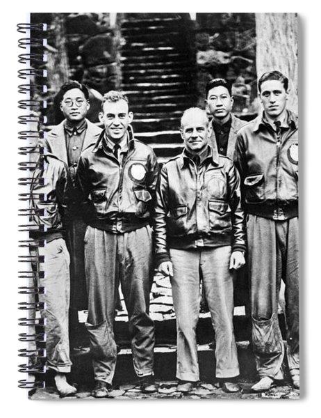 Doolittle's Raiders Spiral Notebook