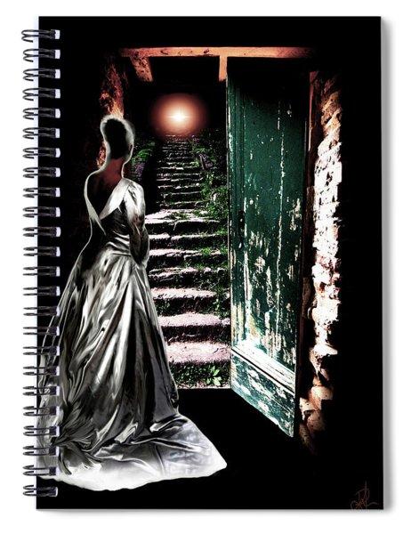 Door Of Opportunity Spiral Notebook