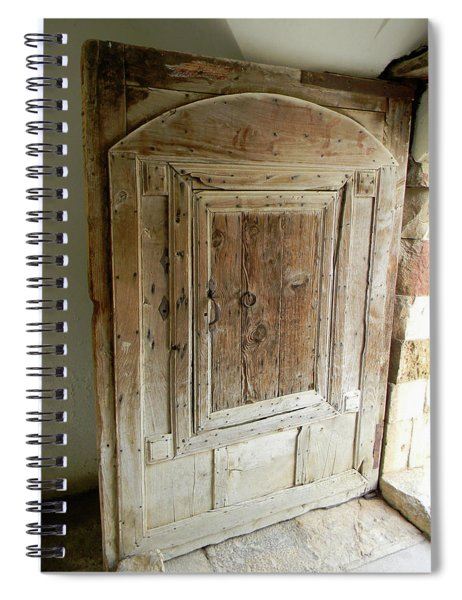 Door To Feudal Times Spiral Notebook