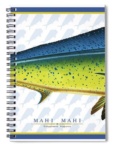 Dorado Id Spiral Notebook