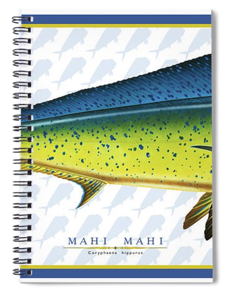 Dorado Side Id Spiral Notebook