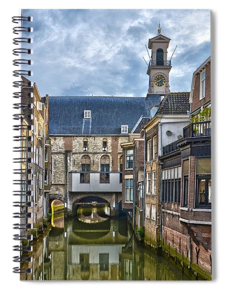 Dordrecht Town Hall Spiral Notebook