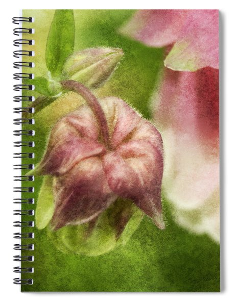 Double Columbine Spiral Notebook