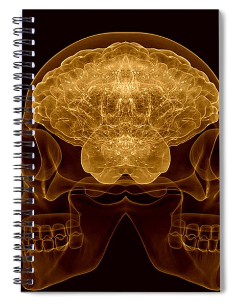 Double Entendre Spiral Notebook