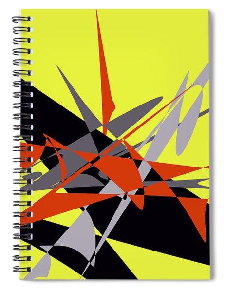 Doubtful Spiral Notebook