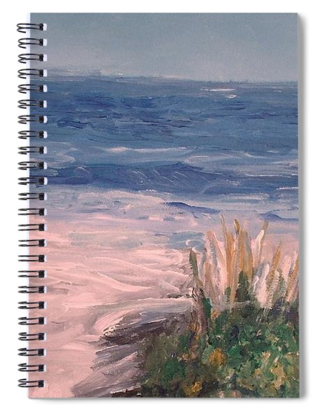 Down The Shore Spiral Notebook
