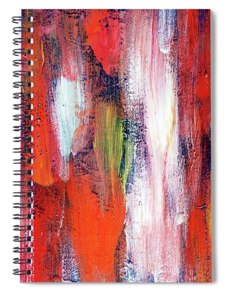 Downpour Of Joy Spiral Notebook