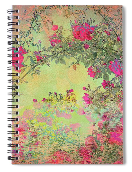 Dr. Huey Reflections Spiral Notebook