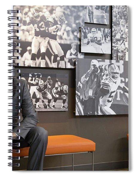 Draft Day Spiral Notebook