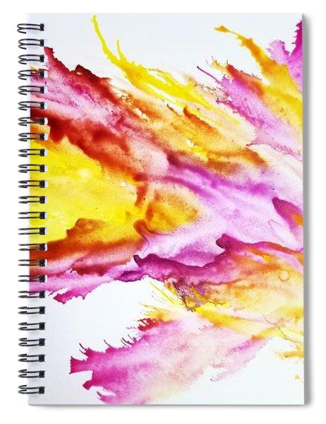 Dragon Breath Spiral Notebook