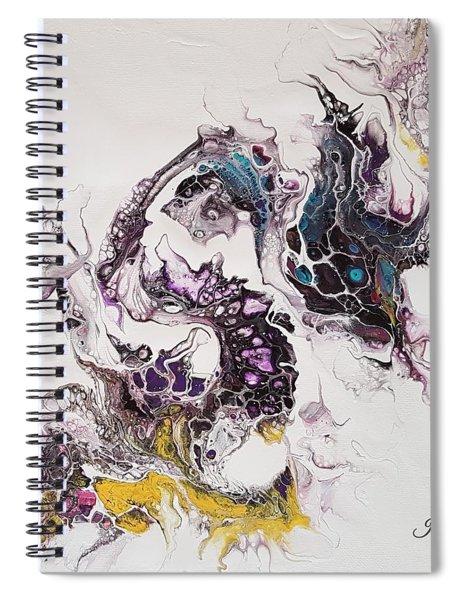 Dragon Breathe Spiral Notebook