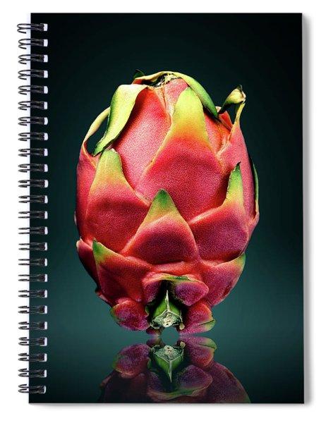 Dragon Fruit Or Pitaya  Spiral Notebook