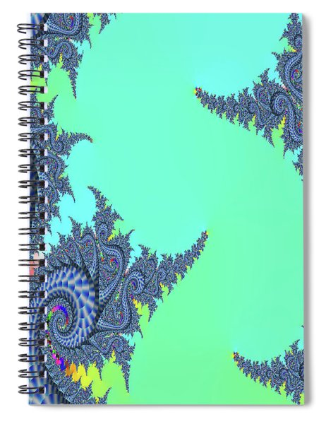 Dragon Spiral Notebook