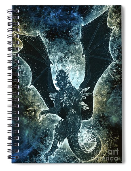 Dragon Spirit Spiral Notebook