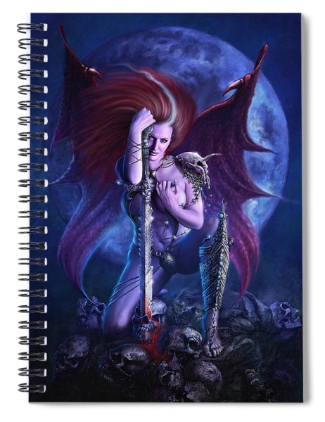 Drakaina Spiral Notebook