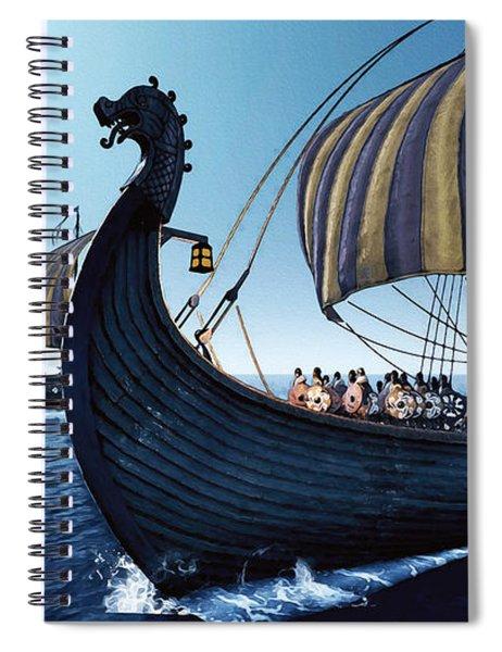 Drakkar - 01 Spiral Notebook