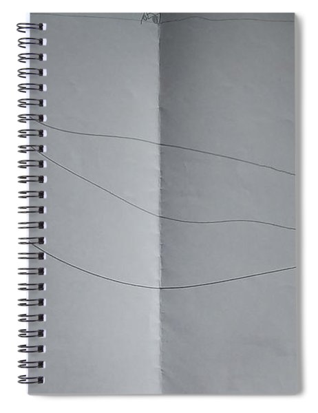 Drawing Spiral Notebook
