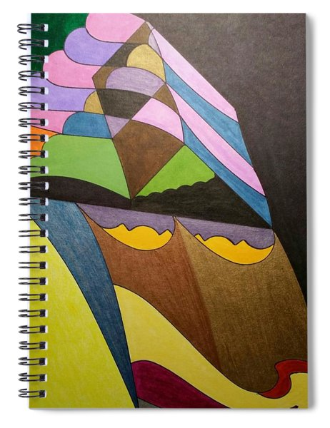 Dream 321 Spiral Notebook