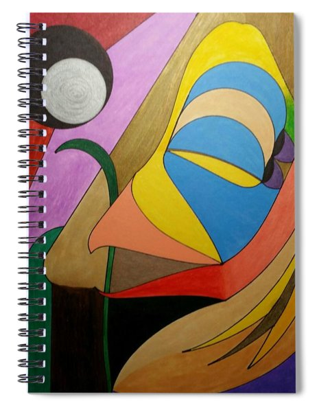Dream 322 Spiral Notebook