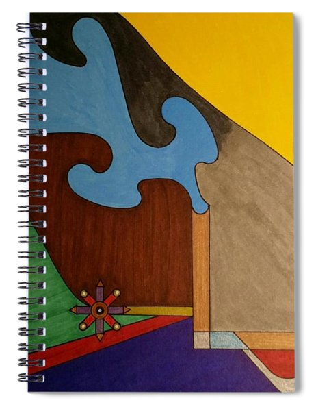 Dream 323 Spiral Notebook