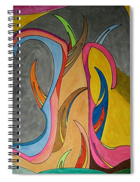 Dream 324 Spiral Notebook