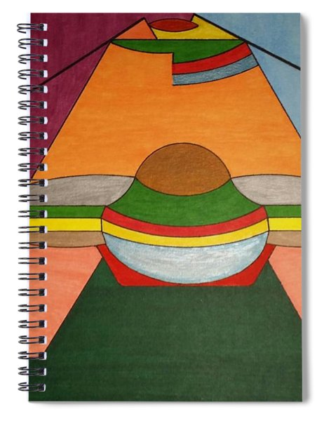 Dream 325 Spiral Notebook