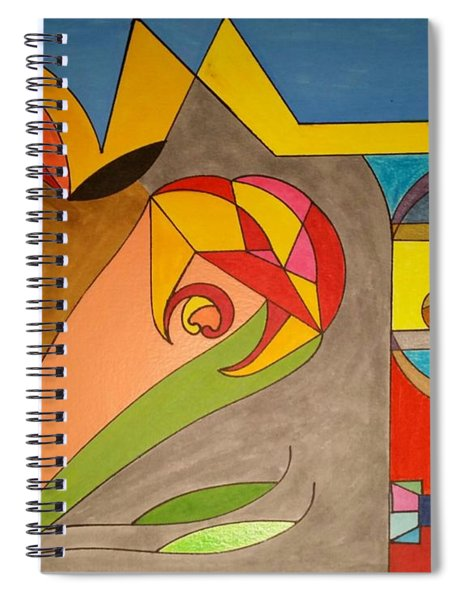 Dream 326 Spiral Notebook