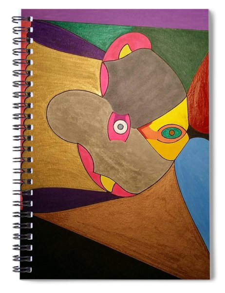 Dream 329 Spiral Notebook
