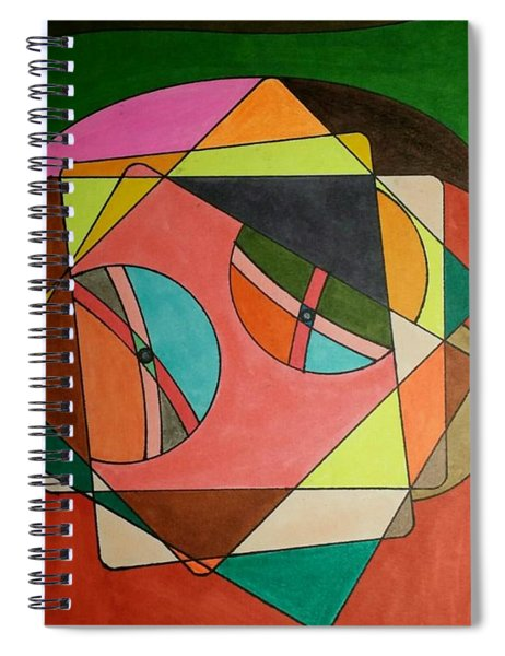 Dream 332 Spiral Notebook