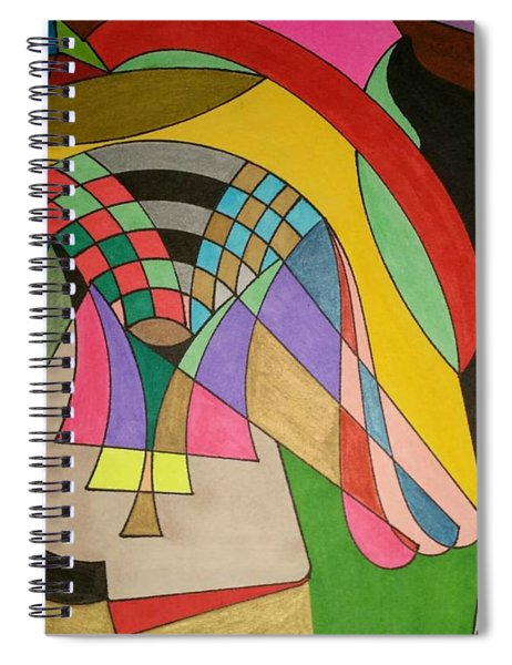 Dream 333 Spiral Notebook