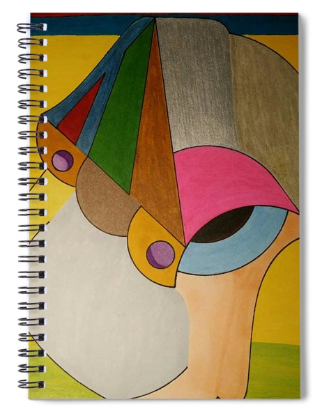 Dream 335 Spiral Notebook