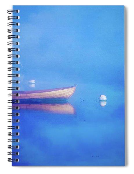 Dream Fog Spiral Notebook