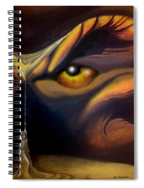 Dream Image 2 Spiral Notebook