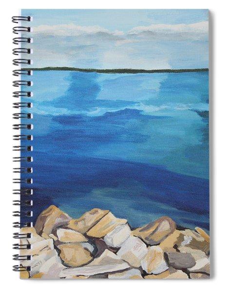 Dream Lake Spiral Notebook