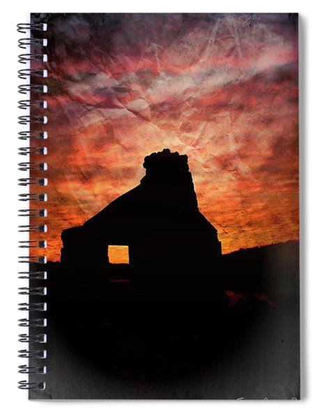 Dream World Spiral Notebook