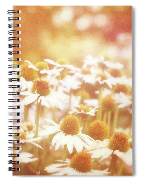 Dreaming Of Summer Spiral Notebook